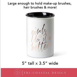 Handbags - Tri-coastal Design Ceramic Makeup Brush